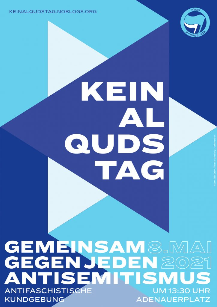 Kein Al Quds Tag 2021